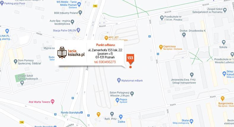 Punkt odbioru w Poznaniu