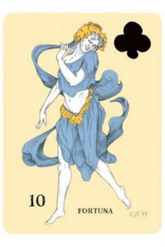 Playing Card Oracles
