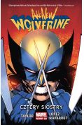 Marvel Now 2.0 All-New Wolverine. Tom 1. Cztery siostry